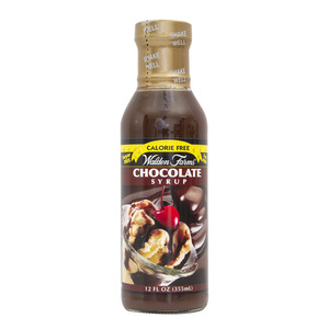 Walden Farms Calorie Free Chocolate Syrup 355ml