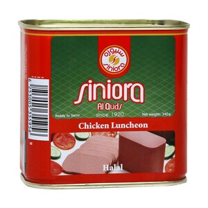 Siniora Chicken Luncheon Meat 340g