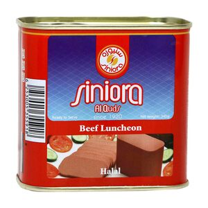 Siniora Beef Luncheon Meat 340g