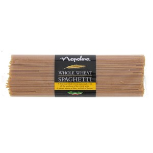 Napolina Whole Wheat Spaghetti 500g