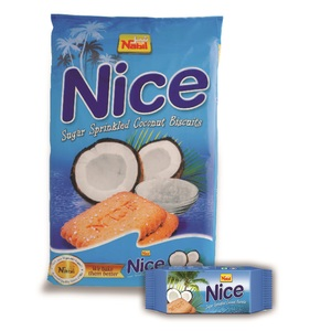 Nabil Nice Sugar Sprinkled Coconut Biscuits 48g