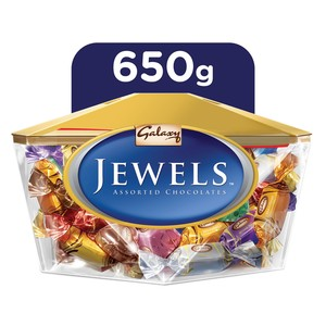 Galaxy Jewel Assorted Chocolates 650g