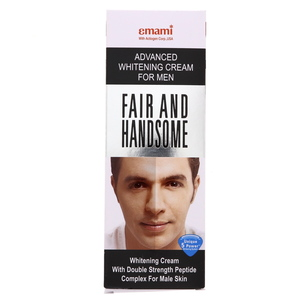Emami Fair & Handsome Advanced Whitening Cream For Men 100ml