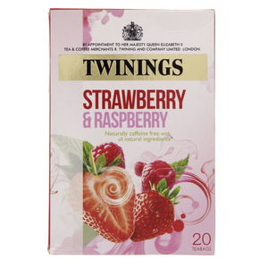 Twining's Strawberry And Raspberry 20pcs