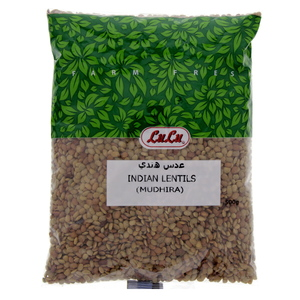 Lulu Indian Lentils (Mudhira) 500g