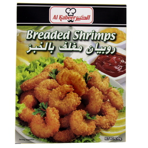 Al Kabeer Breaded Shrimps 250g