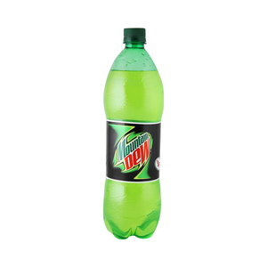 Mountain Dew Bottle 1.25ml