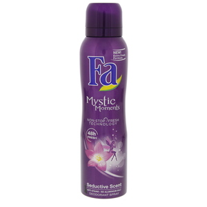 Fa Mystic Moments & Seductive Scent Deodarant Spray 150ml