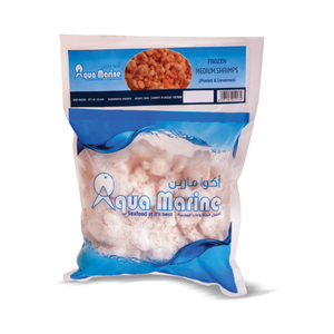 Aqua Marine Peeled Shrimps Medium 500g