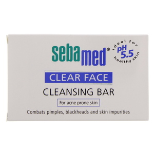 Sebamed Clear Face Cleansing Bar 150g
