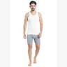 BYC Men's Vest Sleeveless 111MV-1110 Small
