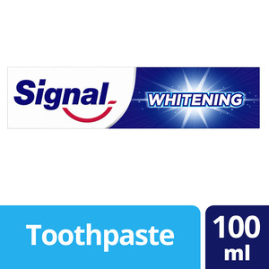 Signal Whitening Tooth Paste 100ml