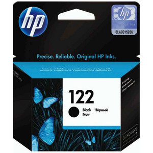 HP 122 Black Ink Cartridge CH561HE