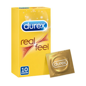 Durex Real Feel Condoms 10pcs