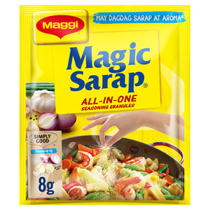 Maggi Magic Sarap All-In-One Seasoning Sachet 12 x 8g