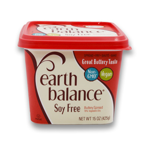 Earth Balance Buttery Spread Soy Free 425g