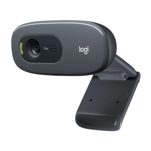 Logitech 960-000582 C270 USB HD Webcam