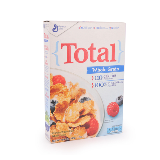 General Mills Total Whole Grain Wheat Flakes 300g
