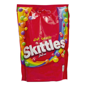 Skittles Fruits Chocolate 174g