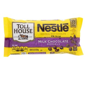 Nestle Milk Chocolate Morsels 326 Gm