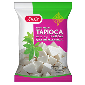 Lulu Fresh Frozen Tapioca Small Cuts 700g
