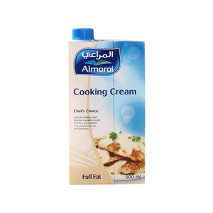 Almarai Cooking Cream Full Fat 500ml
