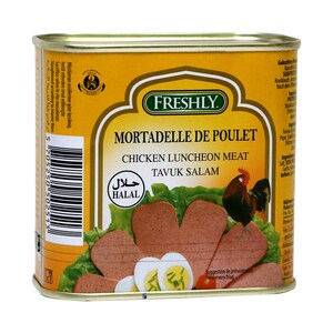 Freshly Chicken Luncheon Meat 340g