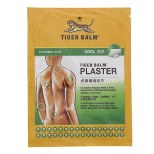 Tiger Balm Cool Plaster 2pcs