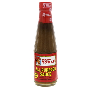 Mang Tomas All Purpose Sauce Hot and Spicy 330g