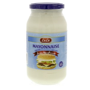 Lulu Mayonnaise Low Fat 473ml