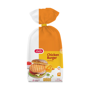 Lulu Chicken Burger 1kg