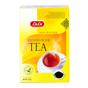 Lulu Blended Black Tea 210g
