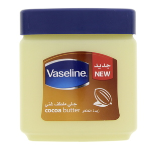 Vaseline Rich Conditioning Jelly Cocoa Butter 240ml