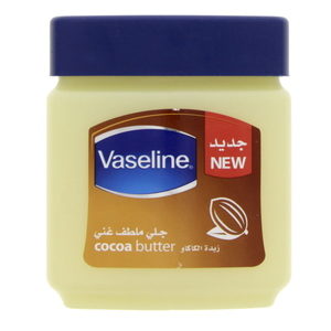 Vaseline Rich Conditioning Jelly Cocoa Butter 120ml