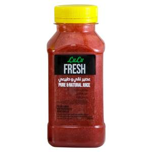Lulu Fresh Strawberry Juice 250ml