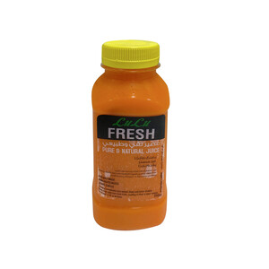 Lulu Fresh Carrot Juice 250ml