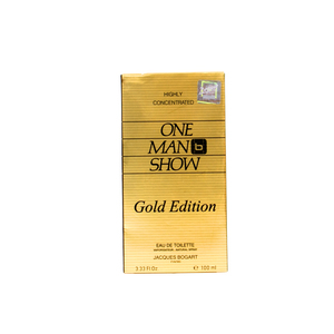 One Man Show Gold Edition EDT For Men 100ml