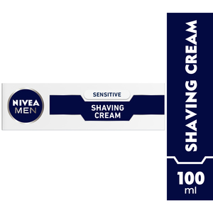 Nivea Sensitive Shaving Cream 100ml