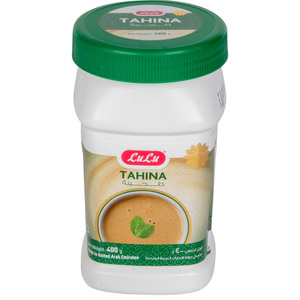 Lulu Tahina Made Of 100% Pure Sesame Seeds 400g