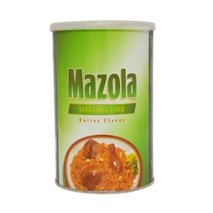 Mazola  Butter Flavored Vegetable Ghee 1Litre