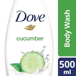 Dove Go Fresh Body Wash Cucumber 500ml