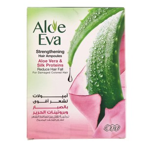 Aloe Eva Strangthening Hair Ampoules 4 x 15ml