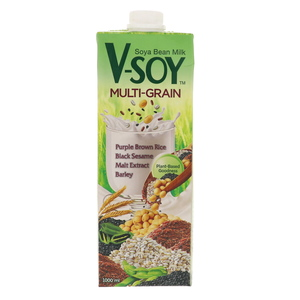 V-Soy Multi-Grain Soya Bean Milk 1Litre