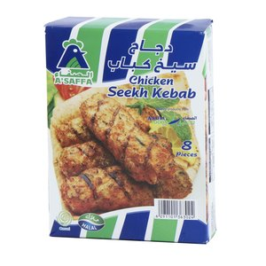 Asaffa Chicken Seekh Kebab 8pcs 320g