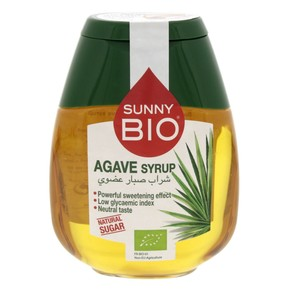 Sunny Bio Agave Syrup 250 Gm