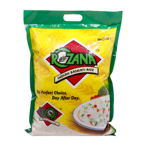 Rozana Indian Basmati Rice 5kg