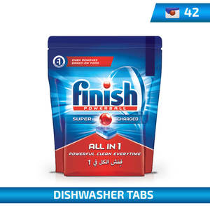 Finish All In One Finish Power Ball 42Tabs 672g