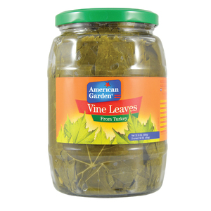 American Garden Vine Leaves - Jars 930g