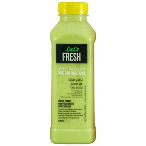 Lulu Fresh Juice Avocado with Milk 500ml