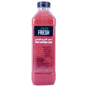 Lulu Fresh Strawberry Juice 1Litre